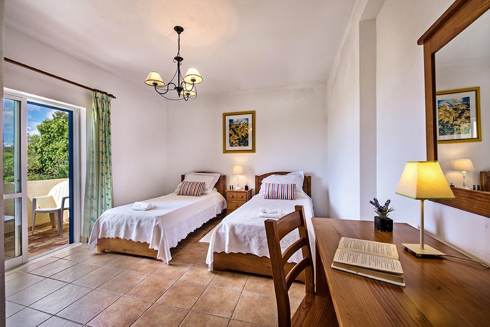 Quina Bedroom