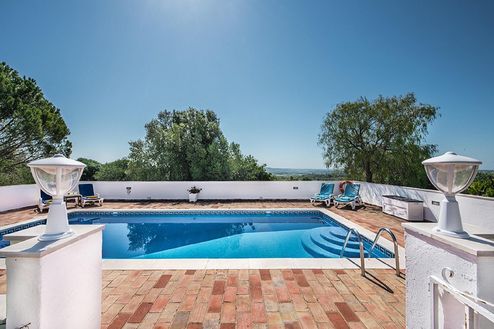 Villa Susana Pool
